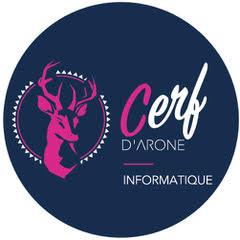 Cerf d'Arone Informatique